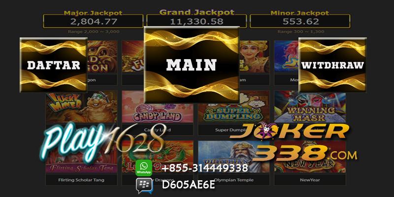 Deposit / Withdraw Play168